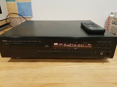 Yamaha Cdx-1050 Vintage Stereo Cd Player • 275£