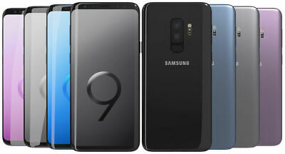 $ CDN419.99 • Buy Samsung Galaxy S9+ 64GB Black/Purple Unlocked G960W G960U G960N Smartphone