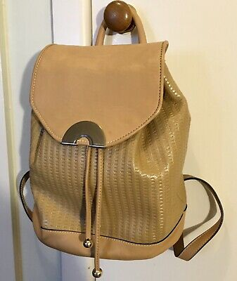 AU75 • Buy Pre-owned OROTON Leather Backpack