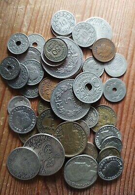 Vintage Attic Find - Foreign Coins • 7.50£