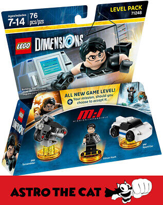 AU29 • Buy LEGO Dimensions 71248 Mission Impossible Level Pack - Brand New
