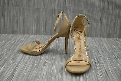 $ CDN50.97 • Buy **Sam Edelman Ariella Ankle Strap Pumps, Women's Size 6.5W, Nude