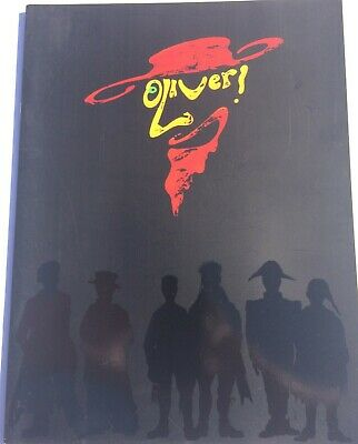 £10 • Buy Oliver The Musical London Palladium Programme 1996 Robert Lindsay Excellent Cond