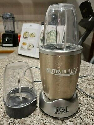 AU20.50 • Buy Nutribullet 900 Watt Series Blender Champagne