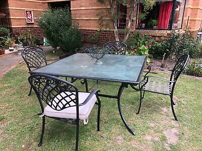 AU150 • Buy 7 Piece Outdoor Dining Setting