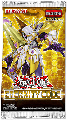 AU1 • Buy Yugioh - Eternity Code Single Cards - Commons - Combined Postage