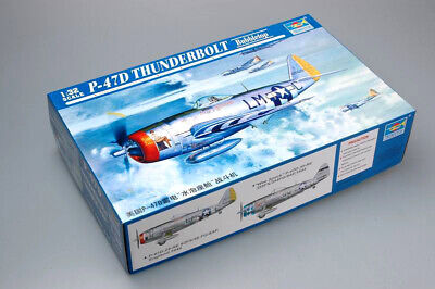 Trumpeter 02263 1:32nd Scale P-47D Thunderbolt Bubbletop • 47.99£