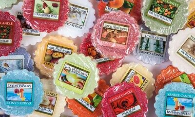 Yankee Candle Wax Tart Melts. 22g Scented Scents. Fast And Free Postage.  • 2.35£