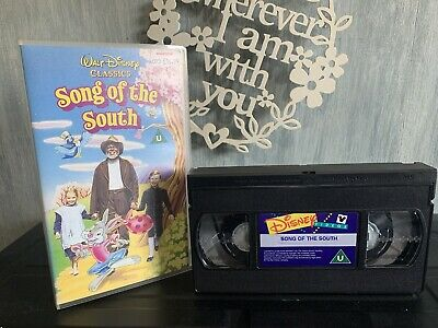 £44.95 • Buy VHS Song Of The South Disney Video