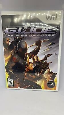 $ CDN37.95 • Buy G.I.Joe Rise Of The Cobra For Wii Complete With Manual