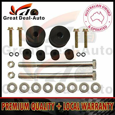 AU76.90 • Buy For Toyota Hilux N70 KUN26 2- 3  Lift Front Diff Drop Kit Direct Bolt In 2005-15