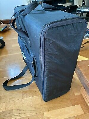 4U 19  Padded Rack Case By Levy's Made In Canada  • 35£
