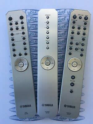 AU89.50 • Buy Yamaha Stereo Amplifier Remote Controls: A-S300/1, 500/1, 700/1, 801, 1000, 2000