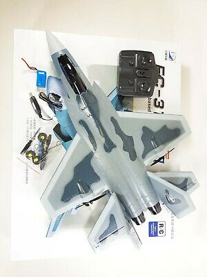 £62.99 • Buy Jet Fighter HUGE Wing Remote Control Aircraft RC Airplane Plane Model Toy Gift