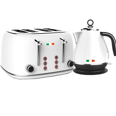 AU159.99 • Buy Vintage Electric Kettle And Toaster Combo Deal Stainless Steel Not Delonghi
