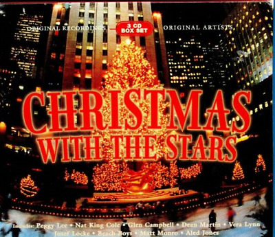 Christmas With The Stars - Various Artists (CD) (1997) • 3.77£
