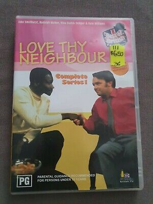 AU11 • Buy Love Thy Neighbour Complete Series 1 Like New