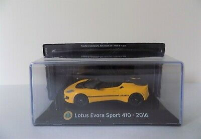 $ CDN35.05 • Buy Lotus Evora Sport 410 - 2016 Mint Boxed Still Sealed 1:43