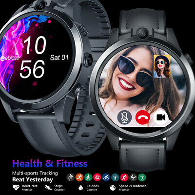 AU204.01 • Buy Zeblaze THOR 5 PRO Smart Watch 1.6-Inch LTPS Crystal Screen For Android IOS G3F6