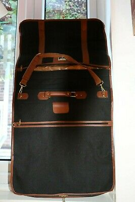 Antler Brown And Black Suit Carrier • 3£