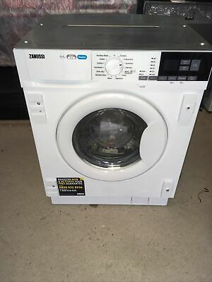 Zanussi Z816WT85BI Integrated 8Kg / 4Kg Washer Dryer With 1600 Rpm - D A O • 529.99£