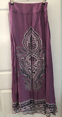AU59.95 • Buy Arnhem Skirt Size Small S New Without Tags Purple Lilac Gorgeous Colours Rare