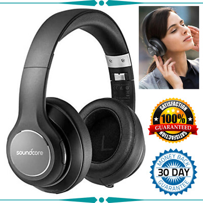 AU68.45 • Buy Soundcore Over Ear Headphones, Vortex Wireless Headset By Anker, 20H Playtime, D