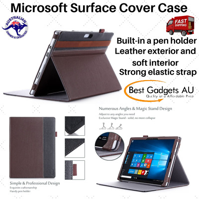 AU39.73 • Buy Case For Microsoft Surface Pro 7 6 4 3 Pro LTE Compatible Type Cover Keyboard