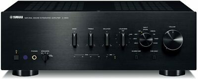 AU1351.85 • Buy Yamaha A-S801 Stereo Integrated Amplifier Amp Black Ship With Tracking NEW