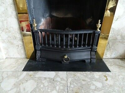 Gazco Natural Gas And Lpg Cast Iron Front Fire Insert For 16  Width With Coals • 110£