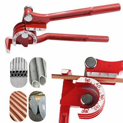 3 In1 Mini Pipe Bender Copper Tube Bending Brake Fuel Pipe 6mm 8mm And 10mm ACB# • 7.69£