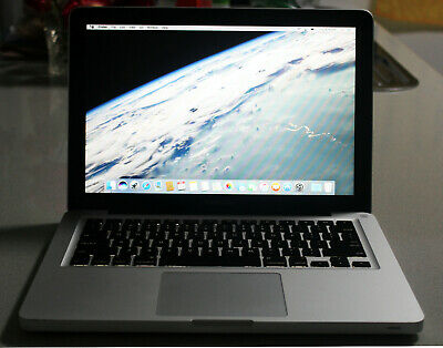 AU267 • Buy Apple MacBook Pro 13 Inch I7 16 GB New Battery