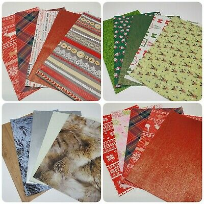 £6.45 • Buy Christmas Decopatch, Decoupage Paper Collection Packs ***5x FULL SIZE SHEETS***
