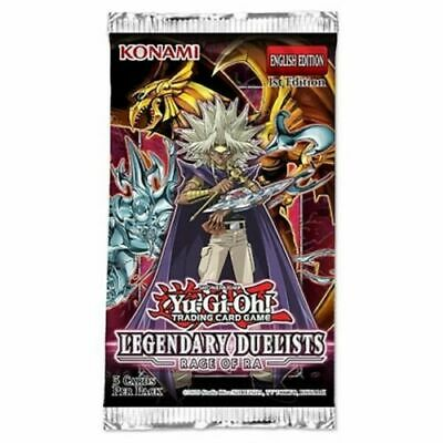 AU1 • Buy Yugioh - Legendary Duelists - Rage Of Ra - Single Cards - Common And Rares
