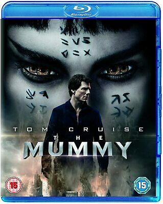 THE MUMMY (Tom Cruise) +Digital Download -  BLU-RAY ** NEW SEALED ** FREE POST** • 4.49£