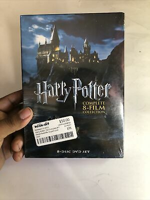 $ CDN38.06 • Buy Harry Potter: Complete 8-Film Collection (DVD, 2011, 8-Disc Set)