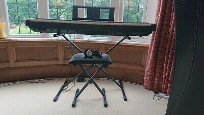 Yamaha P45 Digital Piano 88 Keys With Stand, Stool And Headphones • 406£