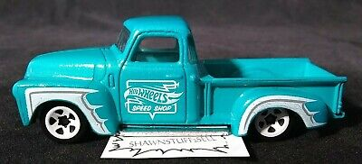 AU7.61 • Buy Hot Wheels '52 Chevy Truck Blue Pickup HW Hot Trucks 2019 Indonesia Speed Shop
