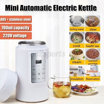 AU45.97 • Buy Automatic  Electric Cordless Kettle Kitchen Health Hot Water Travel Boiler AU