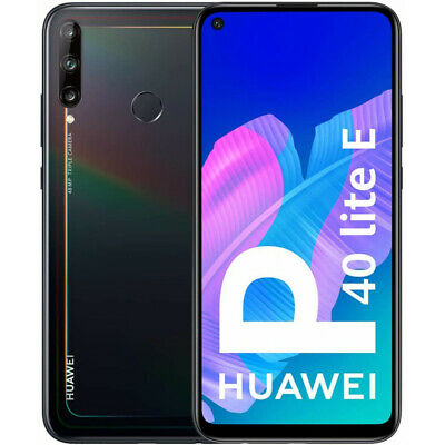 New Sealed Huawei P40 Lite E 64GB Dual SIM Unlocked Android Smartphone 2 Colours • 139.89£