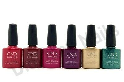 AU23.41 • Buy CND Shellac UV Gel Polish .25 Oz - COCKTAIL COUTURE COLLECTION 2020 NEW!