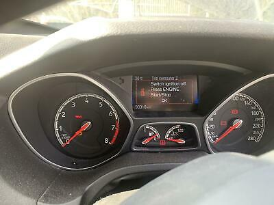 AU120 • Buy Ford Focus Lz St Turbo Instrument Cluster 93316 Kms, Manual T/m