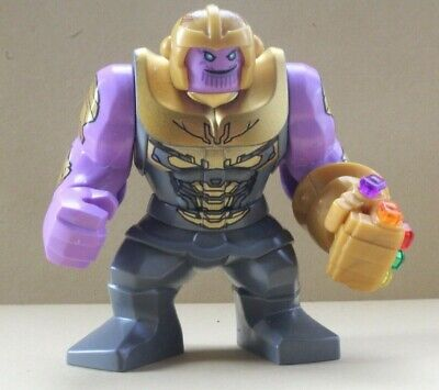 £6.99 • Buy Marvel Super Heroes Thanos 3.5 Inch Mini Figure Avengers Guardians Of The Galaxy