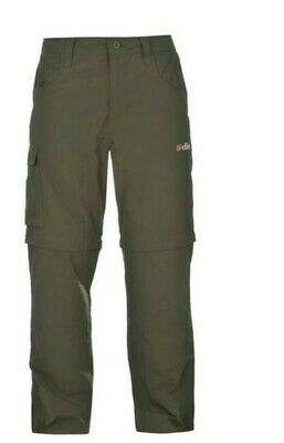 Diem Carp Fishing D6 Pant Convertible Trousers To Shorts Bottoms Size Xl • 18.99£