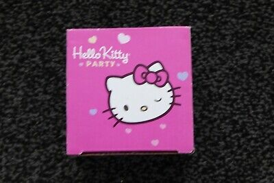 Sanrio Hello Kitty Party Small Snack Bowl In Original Packaging - 3.5  Diameter. • 3.95£