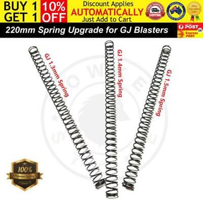 AU12.98 • Buy 220mm Spring Upgrade For GJ M24/AWM/KAR 98k Accessories Gel Blaster Toy Parts