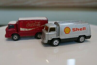 Corgi Industry Trucks Bundle Coca Cola Shell Tanker Vintage Toy Car Collectable • 2£