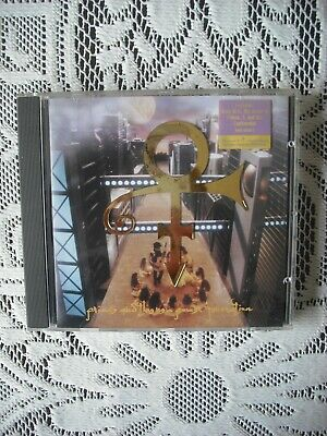 Prince And The New Power Generation Love Symbol (GERMANY CD ALBUM 1992)DISC MINT • 4.49£
