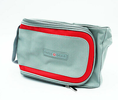 Toiletry Bag - Wash Bag - Travel Organiser Large Hanging Swiss Gear Cosmetic Bag • 4.99£