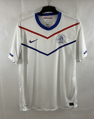 Holland Away Football Shirt 2010/11 Adults XL Nike C202 • 29.99£